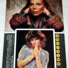 LINDA RONSTADT magazine clipping Japan 1977 #1 [PM-100]