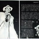 KID CREOLE & THE COCONUTS magazine clipping Japan 1982 [PM-100]