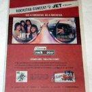 JET Vancouver concert advertisement Canada 2005 [PM-100]