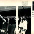 JEFF BECK magazine clipping Japan 1973 #1 + HUMBLE PIE, TEN YEARS AFTER [PM-200]