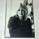 FLEETWOOD MAC CHRISTINE McVIE magazine clipping Japan 1984 [PM-100]