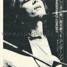 ERIC ANDERSEN magazine clippings Japan 1976 #3 - rare photos [PM-100]