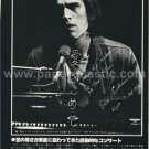 ERIC ANDERSEN magazine clipping Japan 1976 #2 - rare photos [PM-100]