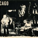 CHICAGO magazine clipping Japan 1972 #1 [PM-100]