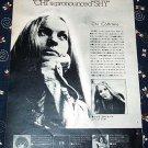 CHI COLTRANE first album magazine advertisement Japan + MICHEL POLNAREFF, DELANEY BRAMLETT [PM-100]