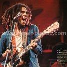 BOB MARLEY magazine clipping Japan 1976 #3 [PM-100]