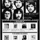 BACHMAN-TURNER OVERDRIVE BTO Head On LP magazine advertisement Japan [PM-100]