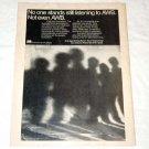 AVERAGE WHITE BAND Soul Searching LP magazine advertisement USA [PM-100]