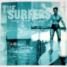THE SURFERS promo sticker for Songs From the Pipe [PM-100]