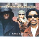 BLACK EYED PEAS Behind the Front promo postcard 1998 [PM-100f]