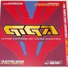 YOJI BIOMEHANIKA ADAM LAB4 NISH gig flyer Japan 2002 [PM-100f]
