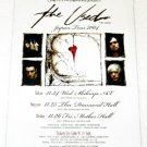 THE USED tour & CD flyer Japan 2004 [PM-100f]