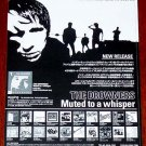 THE DROWNERS Muted to a Whisper CD flyer Japan 2004 [PM-100f]