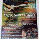 STEVE KIMOCK / STRING CHEESE INCIDENT flyer Japan 2004 [PM-100f]
