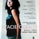 STACIE ORRICO tour & CD flyer Japan 2004 [PM-100f]