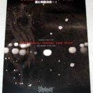 SLIPKNOT Voliminal: Inside the Nine DVD flyer Japan [PM-100f]