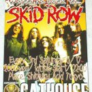 SKID ROW on a Japanese club flyer Japan [PM-100f]
