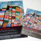 RADIOHEAD two tour & CD flyers Japan 2004 [PM-100f]