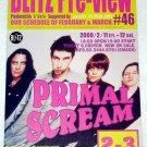 PRIMAL SCREAM gig flyer Japan 2000 [PM-100f]