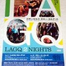 LOS ANGELES GUITAR QUARTET Tokyo Opera City Concert Hall concert flyer Japan June 2004 [PM-200f]