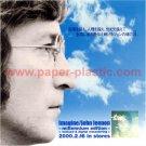 JOHN LENNON Imagine millennium ed. CD flyer Japan 2000 [PM-100f]