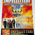 IMPELLITTERI tour & CD flyer Japan 2004 [PM-100f]