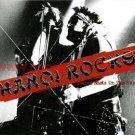 HANOI ROCKS Twelve Shots on the Rocks flyer Japan 2003 [PM-100f]