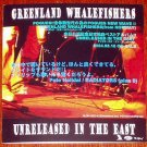 GREENLAND WHALEFISHERS flyer Japan 2004 - Norwegian pop [PM-100f]