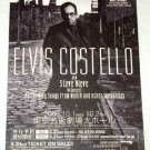ELVIS COSTELLO concert flyer 2003 Japan [PM-100f]