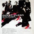 DURAN DURAN tour & CD flyer Japan 2005 [PM-100f]