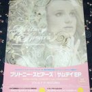 BRITNEY SPEARS Someday (I Will Understand) flyer Japan [PM-100f]
