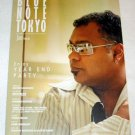 BLUE NOTE TOKYO mag Japan 2002 - Incognito - jazz [PM-200f]