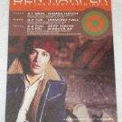 BEN HARPER tour & DVD flyer Japan 2004 [PM-100f]