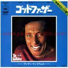 ANDY WILLIAMS Love Theme from The Godfather 45 Japan PC [7-100]