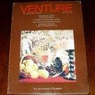 VENTURE: The Traveler's World magazine October 1969 [PM-500]