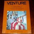 VENTURE: The Traveler's World magazine February 1970 [PM-500]