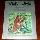 VENTURE: The Traveler's World magazine July-August 1971 [PM-500]