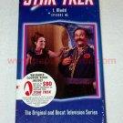 STAR TREK OST I, Mudd still sealed VHS NTSC video [SP-500]