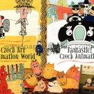 Fantastic! Czech Animation DVD & movie flyer Japan 2007 [PM-100]