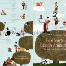 Fantastic! Czech Animation movie flyer Japan 2008 [PM-100]