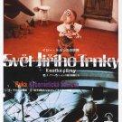 Jiri Trnka DVD flyer Japan 2001 - Czech Jan Svankmajer [PM-100]