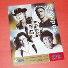 STOMPIN' TOM CONNORS BRYAN ADAMS ROBERT CHARLEBOIS EDITH BUTLER Canadian postal stamp mag [PM-200]