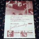 JACK GRUNSKY Newborn Man & The Gap (Buffalo Brian) - two LP adverts Japan 1972 [PM-100]
