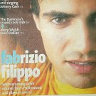 FABRIZIO FAB FILIPPO JOHNNY CASH THE DARKNESS mag Canada September 18-24, 2003 [SP-500]