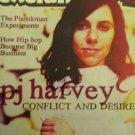 P.J. HARVEY WEEN THE DEARS RURAL ALBERTA ADVANTAGE MOGWAI mag Canada March 2011 [SP-500]