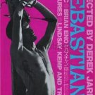 SEBASTIANE Derek Jarman Lindsay Kemp Brian Eno movie flyer Japan
