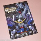 MOBILE SUIT GUNDAM WING: THE MOVIE - anime movie flyer from Japan 1998
