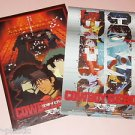 COWBOY BEBOP: THE MOVIE - two anime movie flyers from Japan 2001