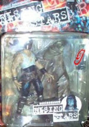 TOP COW COMICS PRESENTS RAVENSHADOW RISING STARS ACTION FIGURE