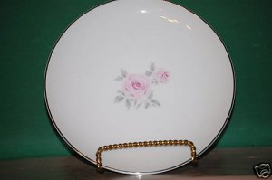 Rose China Perfection 8 Bread / Dessert Plate 3310  I71